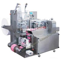 Fully Automatic Wet Tissue Packaging Machine