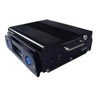 HDD Reader H.264 Single Channel Hard Disk 3G Mobile DVR