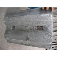 High Cr Cast Iron Mill Liners DF003 /Metal Casting
