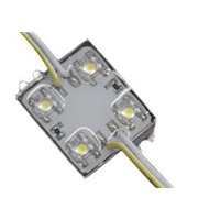 High Power 4PCS DC12V  35mm waterproof super flux led module for Illuminated Signs