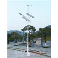 High power 100w solar wind street lights fixtures 12V for outdoor advertising
