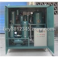 Hydraulic oil purifier, oil filtering, oil recycling machine