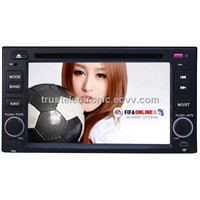Hyundai old tucson sonata accent elantra car DVD GPS player in dash stereo GPS