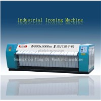 Industrial Automatic Sheets Ironing Machine