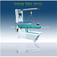 Ironing and Scouring multifunction ironing table
