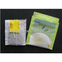 Latest inner teabag into outer envelop tea bag packing machine with 105bags/minute capacity