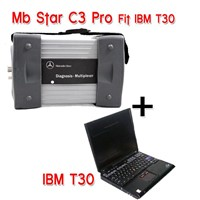 Mb Star C3 Fit all computer For BENZ Trucks and Cars
