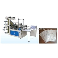 Microcomputer Double-layer 4-lines Heat-sealing Cold-cutting Machine