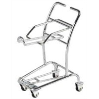Mini Cart Series:Supermarket Shopping Trolleys Kids Trolley Series HBE-MN-12