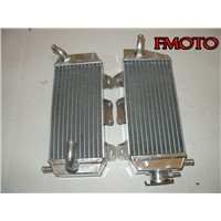 Motocycle aluminum   Radiator for YZF/KXF/CRF/SUZAKI RMZ