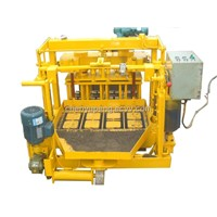 Moving Hollow Block Machine (TY40-3A TIANYUAN BRAND)