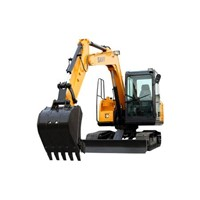 New Generation Hydraulic Excavator:SY65C-9