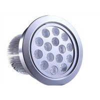New Hot High powe 15W 15pcs RGB LED Downlight types for home indoor lighting WP-DO-15W