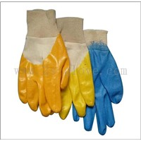light Nitrile coated gloves