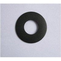 Non-asbestos rubber and PTFE filled with carbon fiber envelope gasket