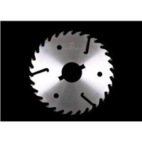OEM 10 Inch Bamboo Cutting Gang Rip Circular Saw Blades with Wiper 250mm