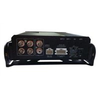 OEM CIF 352x288 Resolution 3G Mobile DVR Bus Surveillance System
