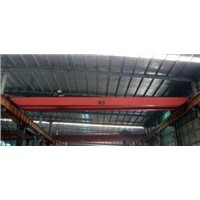 OEM Double Girder Bridge Overhead Cranes with Hydraulic Brake