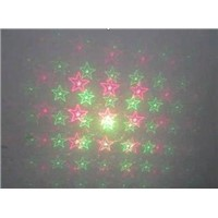OEM Mini Laser Party Light with Four Patterns