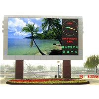 P16 led display board outdoor