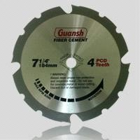PCD fiber cement cutting blade