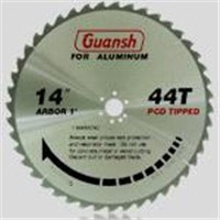 PCD saw blade for Aluminum