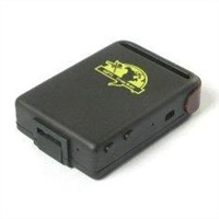 Portable GPS tracking device TK102