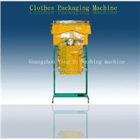 Professional Automatic clothes packaging machine