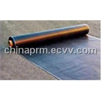 Rubber dust sealing cloth