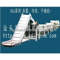 SGI Series Sterilizing, Cooling, Drying Machine