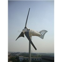 S 1000w wind turbine generator with light weigh