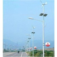 Safety solar wind street lights system with Battery 100A - 120A for outdoor picnic