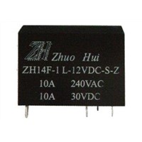 Sensitive Electromagnetic Relays ZH14-1