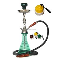 Shisha Hookah with Electronic Charcoal and 100 to 240V DC Voltage, Non-toxic and Odorless