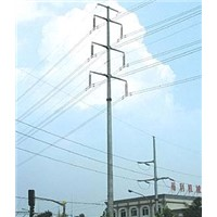 Steel Monopole Transmission Tower (NTSMT-009)