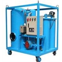 TYA Vacuum Lubricating Oil Purification Plant