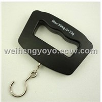 The latest product:WeiHeng Electronic luggage scale A09L 50kg/10g