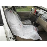 Transparent PE Disposal Car (Auto)Seat Cover