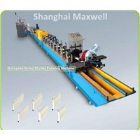 Twin-skin Roller Shutter Roll Forming Machine