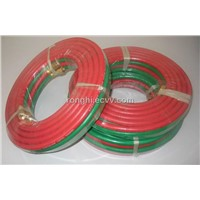 Twin welding hose (air hose rubber hose)