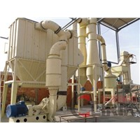 Vermiculite powder grinding mill, vermiculite ore grinding plant