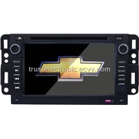 Wholesale Chevrolet EPICA LOVA CAPTIVA car DVD GPS player in dash stereo with 7inch touch screen