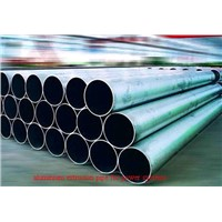 extruded aluminium hollow pipe for GIS