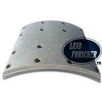 brake lining FOR VOLVO / SCANIA