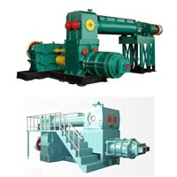 Clay Brick Making Machine / Brick Machine