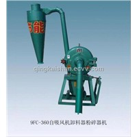easy operated and installed 9FC-360 Disk mill