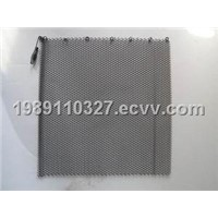 fireplace mesh screen