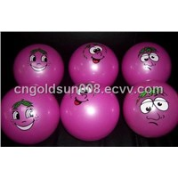 inflatable pringting ball/PVC pringting ball/PVC inflatable printing