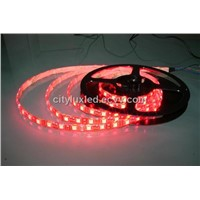 led flexible strips side-emitting with  Red color