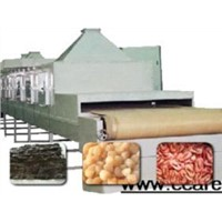 microwave food drying machine for fish